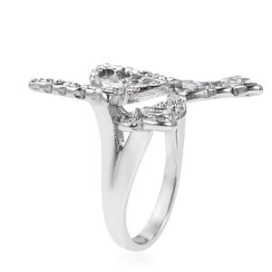 Unknown Jewelry - Butterfly Ring